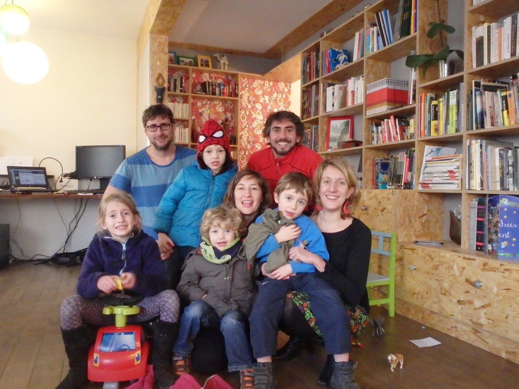 La Vidal family