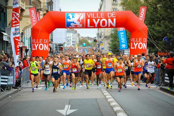 Marathon de lyon