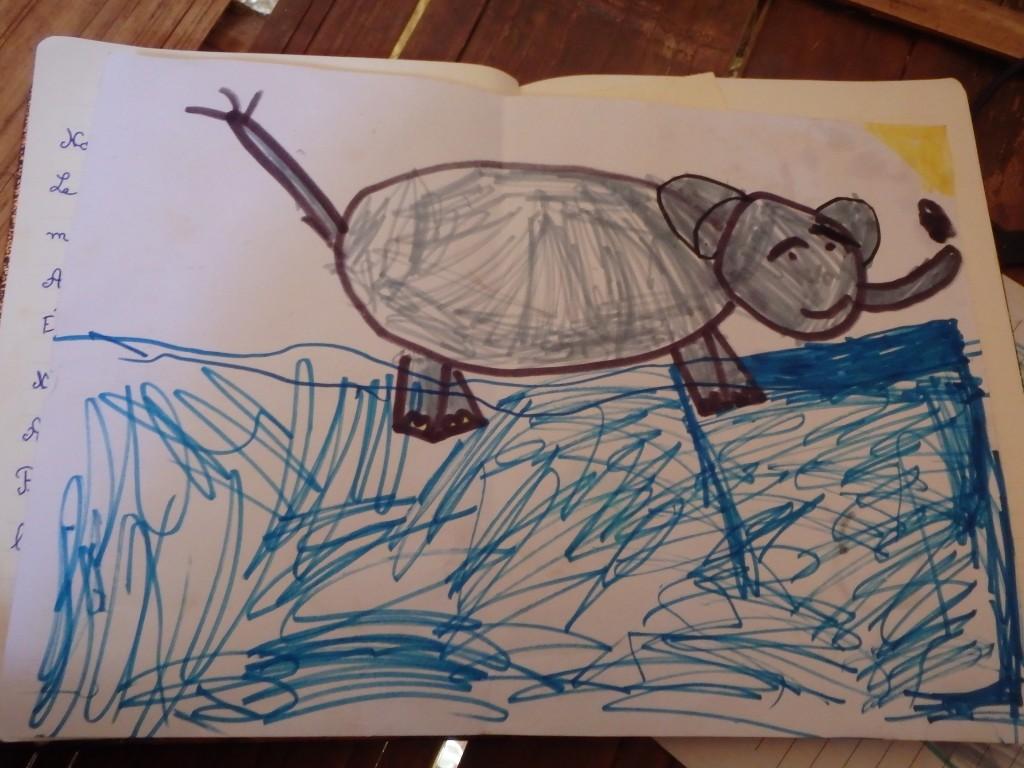 L'éléphant de Basile