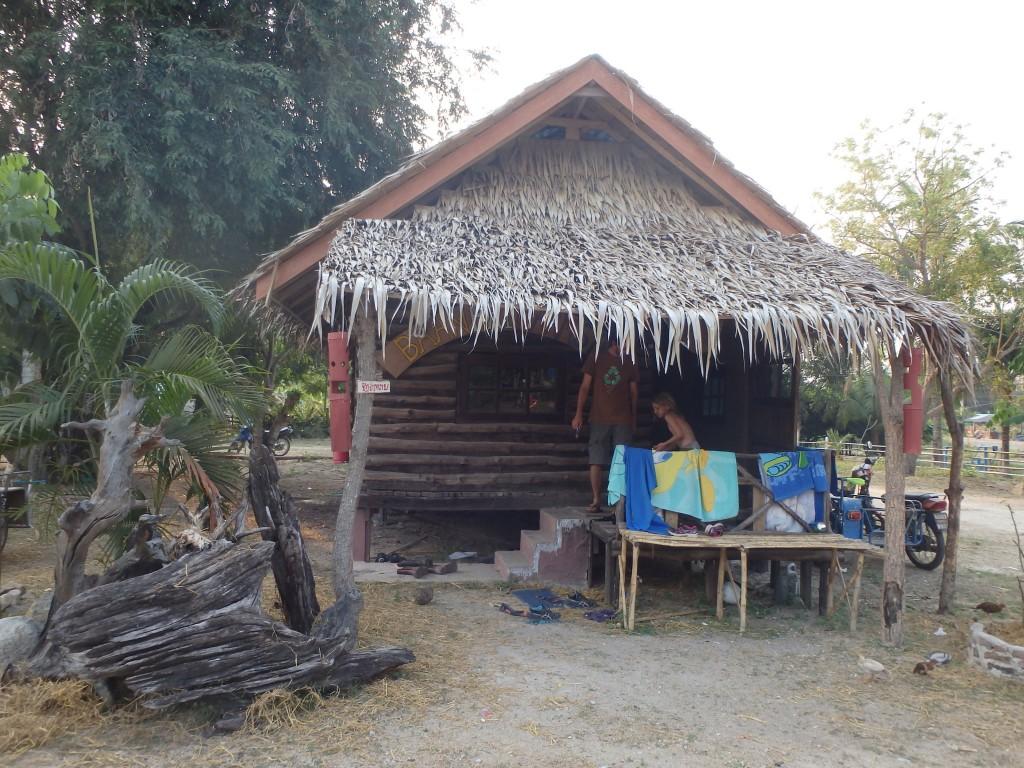 Notre cabane